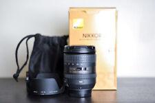 Nikon AF-S 16-85mm DX VR Lens - US Model!