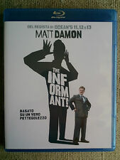 The Informant! - con Matt Damon - Blu-ray Disc come nuovo