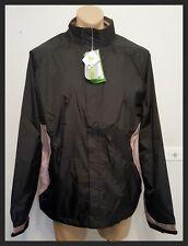 Sporte Leisure Mens Waterproof Jacket - Size Medium - Black/Smoke - New!