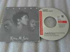 CD-FUGEES-KILLING ME SOFTLY-WYCLEF/LAURYN HILL-THE SCORE-(CD SINGLE)1996-2TRACK