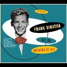 Frank Sinatra~All Or Nothing At All~BRAND NEW 4 CD BOX SET