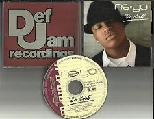 NE YO Neyo So Sick w/ RARE INSTRUMENTAL PROMO radio DJ CD Single 2005