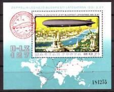 HUNGARY - 1977. AIR. Airships S/S-MNH