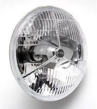 "Tripod 7"" Headlight Lenses  P 700 Pair Halogen Bulb"