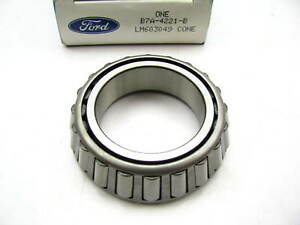 NEW GENUINE OEM Ford B7A-4221-B REAR Differential Carrier Side Bearing