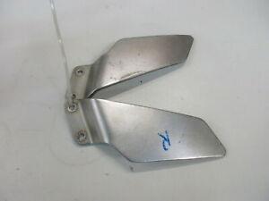2. Yamaha FZR 600 3HE Protection Talon à droite / Gauche Repose-Pied Capot
