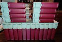 GG LIBRO:L ENCICLOPEDIA de LA BIBLIOTECA DI REPUBBLICA 20 volumi UTET