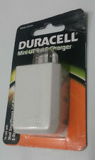 Duracell DU1674 Mini Universal USB Charger *New*