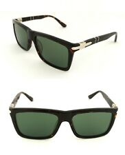 Persol PO3116S Sunglasses size 55 Italy Authentic Large 24/31 tortoise green len