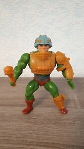 He-Man Actionfigur / Man at Arms / 80er / Masters of the Universe