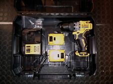 DEWALT DCD706D2 Akku - Schlagbohrschrauber Set 12 V DCD 706