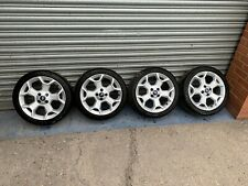 "2013 Ford Ka MK2  - 16"" Titanium Alloy Wheels & Tyres 195/45R16"