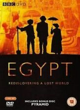 Rediscovering a Lost World Egypt Documentaries Collection 3 DVD BOXSET R4