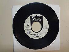 "ALLIES: I'll Sell My Soul-Burning Flask-U.S. 7"" 1966 Valiant Records V- 748 DJ"
