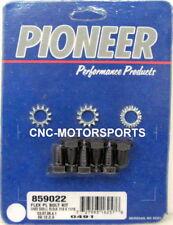 Pioneer 859022 SBC SB Chevy Flexplate Bolts 2pc Seal Crank 350 Crankshaft