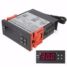 12V 10A Termostato con Sonda Regulador Controlador Temperatura -40-120℃ Acuario