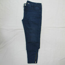 DEHA pantalones de mujer D95425 col. azul VAQUEROS t. XL invierno 2014