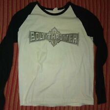 Bolt thrower vintage ls shirt XL 2006 those still loyal used gorguts carcass