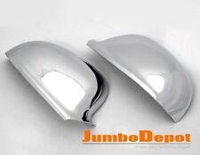 Fit VW JETTA GOLF MK5 / PASSAT B6 /EOS/SHARAN Chrome Side Rearview Mirror Cover