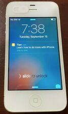 Apple iPhone 4s - 16GB - White (Unlocked) A1387 (CDMA + GSM)