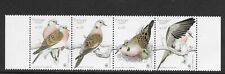Portugal - Madira  BIRDS issue of 4 MINT NH