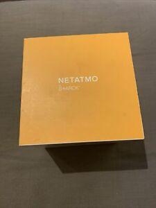 Netatmo NTH01ENEU Smart Thermostat for Individual Boiler