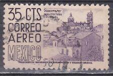MEXICO  JAAR 1953  AEREO NR. Y&T 183F ° (L1)