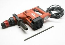 Hilti Te24 Corded Rotary Hammer Drill Power Tool With Case