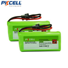 2x Aaa 800mAh 2.4V Cordless Home Phone Battery for Uniden Bt-1008 Bt-1021