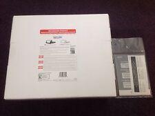 Nintendo Wii U Refurbished Console 32gb Black EMPTY BOX