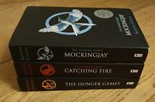 The Hunger Games Trilogy Collection Suzanne Collins 3 Book Set