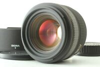 [TOP MINT] SIGMA 30mm f/1.4 HSM EX DC Lens for Canon from JAPAN 158