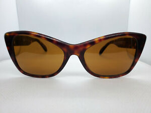 PERSOL PP504 RATTI Vintage Tortoise Sunglasses w/ Brown Lens Italy 55-18-140