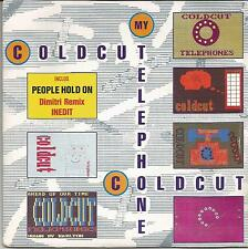 COLDCUT My telephone FRENCH SINGLE PHILIPS 1989