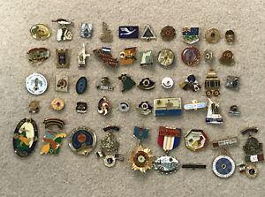 Vintage Lot ( 50 )  Lions Club Pins