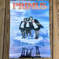 PRIMUS Tales From the Punch Bowl Promo Poster Winterland Productions 1995