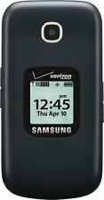 Samsung Gusto III 3 SM-B311V - Blue (Verizon) Prepaid 3G Camera Flip Cell Phone