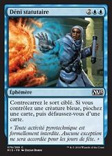 MTG Magic M15 - (4x) Statute of Denial/Déni statutaire, French/VF