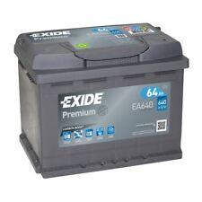 EXIDE EA640 Starterbatterie PREMIUM rechts