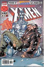 The Uncanny X-Men Lot of 10 #340 341 342 343 344 45 346 347 348 349