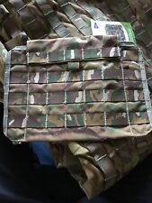 Osprey Side Plate Pocket Carrier British MTP Multicam Body Armour MKIV Pair