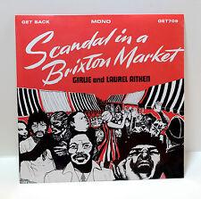 GIRLIE & LAUREL AITKEN Scandal In A Brixton Market MONO VINYL LP Sealed 2009