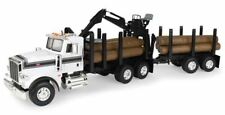 ERTL 1/16 SCALE PETERBILT LOG TRUCK MODEL | BN | 46720
