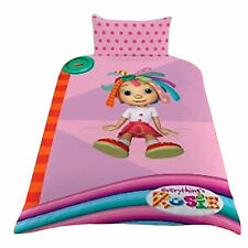 Everythings Rosie Bedtime Single Bed Panel Duvet Set Including Pillowcase