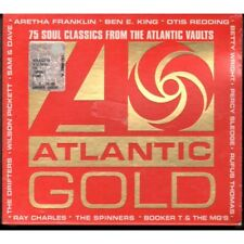 AAVV CD Atlantic Gold 75 Soul Classics From The Atlantic Vaults 5050467567528