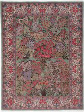Kerman Teppich Orientteppich Rug Carpet Tapis Tapijt Tappeto Alfombra Paradise