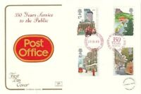 30 JULY 1985 POST OFFICE COTSWOLD FIRST DAY COVER NATIONAL POSTAL MUSEUM SHS