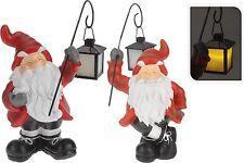 Cute Santa Claus with Light Up Lantern Christmas Decoration LED Christmas Light
