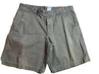 The North Face Green Casual Hiking Shorts Men's Size 38 Khaki