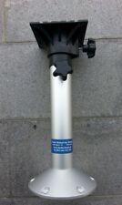 NEU Angelsitz Angelstuhl Sitzbein Standbein Sitzfuß 500 - 750 mm Bootssitz Bein